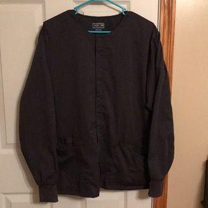 Cherokee Scrub Jacket
